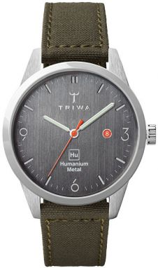 Triwa Humanium Recycled Green Hu39D-CL080912