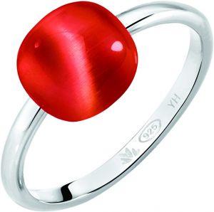 b7c7ea291 Morellato Oceľový prsteň s kryštálom Love Rings SNA42 52 mm značky ...