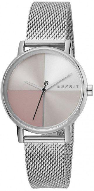 e057c68e8 Esprit Levels Silver Pink Mesh ES1L075M0065 značky ESPRIT - Lovely.sk