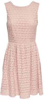 ONLY Dámske šaty Rose S/L Dress Wvn Rose Smoke 34