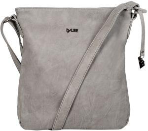 LYLEE Elegantná kabelka Brooke crossover Bag Grey