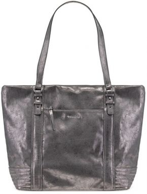 Tamaris Elegant nej kabelka Crizia Shopping Bag 1239162-915 Pewter