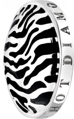 Hot Diamonds Prívesok Emozioni Zebra EC078-088 25 mm