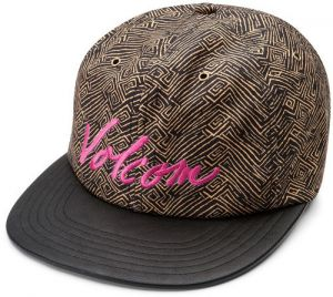 Volcom Šiltovka Far City Hat Black E5511503-BLK