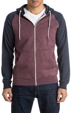 Quiksilver mikina Everyday Zip Navy Blazer Heather EQYFT03429-BYJH XXL