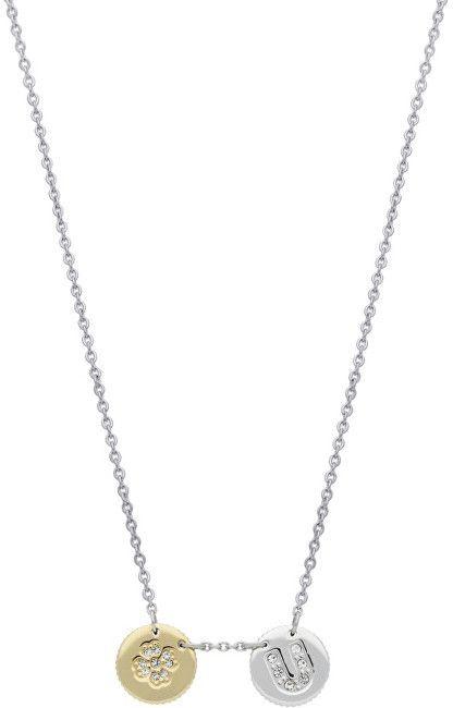 b8f5f4fd8 Morellato Oceľový náhrdelník s peniažky Monetine SAHQ03 značky MORELLATO -  Lovely.sk