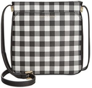 Tommy Hilfiger Dámska crossbody kabelka Gianna Gingham Crossbody
