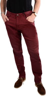 Cars Jeans Jog pánt men nohavice Prinze Burgundy 7977758.34 32