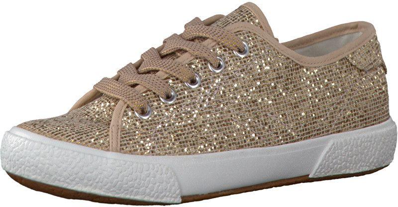 Tamaris Elegantné dámske topánky 1-1-23610-28 Lt. Gold Glam 36 značky  Tamaris - Lovely.sk a4874bb7113