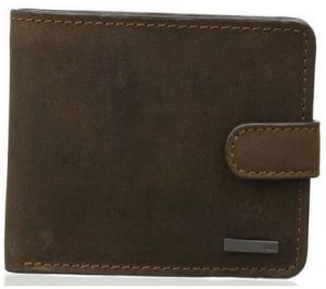 Storm Pánska kožená peňaženka Newport Leather Two-Tone Wallet Brown / Black STGIF75