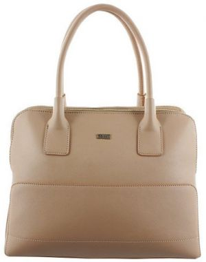 Storm Elegantná business kabelka Mayfair Zip Top Handbag Biscuit STHBG23