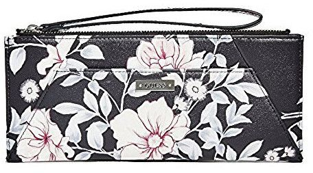 Guess Elegantnej listová kabelka Avery Wristlet Kvetované značky Guess -  Lovely.sk 9666e7b2b2a