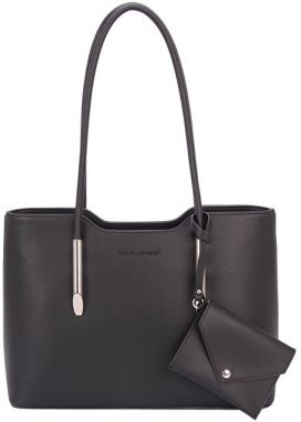 David Jones Elegantna kabelka Black 5511-1