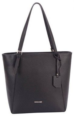 David Jones Elegantna kabelka Black 5534-1