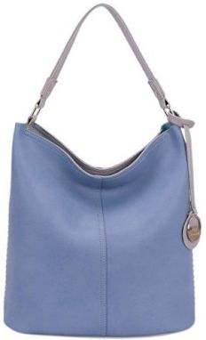 David Jones Elegantna kabelka Blue CM3355