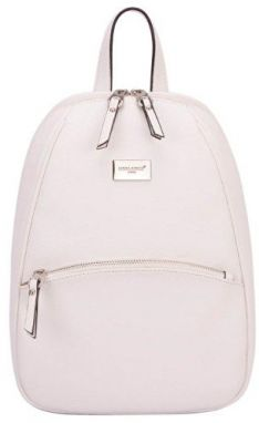 David Jones Elegantný batôžtek White CM3356