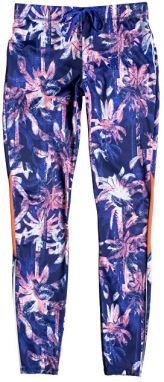 Roxy Legíny Stay On Pant2 Blue Depths Washed Palm ERJNP03111-BTA7 S