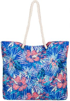 Roxy Taška Printed Tropical Royal Blue Beyond Love ERJBT03049-PQF6