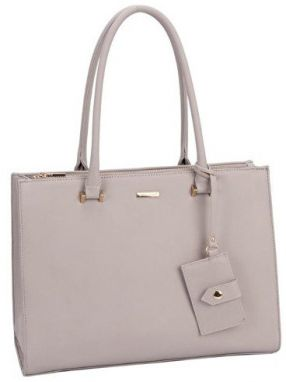 David Jones Elegantna kabelka Grey 5524-2