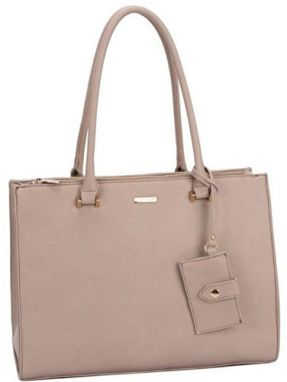 David Jones Elegantna kabelka Camel 5524-2