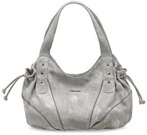 Tamaris Elegantná kabelka Blondie Shoulder Bag 2080171-200 Grey