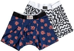 Quiksilver Set Boxer Pack Assorted EQYLW03026-AST S