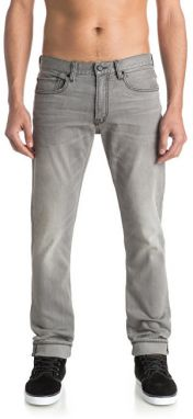 Quiksilver Nohavice Distorsg red am32 M Pant GreyDamage d EQYDP03243-SJEW 30