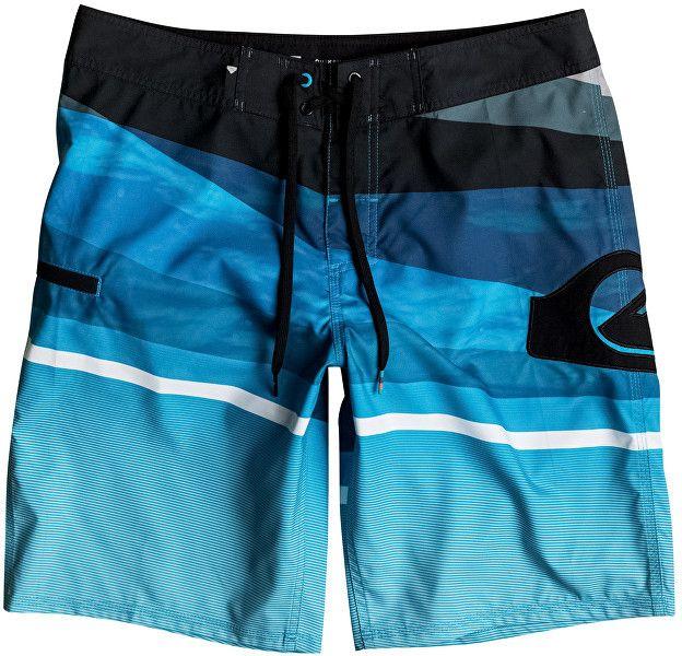 8bc5884b98 Quiksilver Pánske kúpacie šortky Slash Logo Vee 20 Estate Blue  EQYBS03582-BSW6 33 značky Quiksilver - Lovely.sk