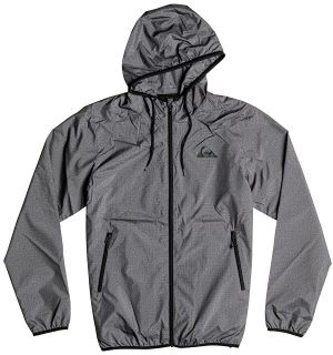 Quiksilver Bunda Everyday Jacket Dark Grey Heather EQYJK03238-KTFH M