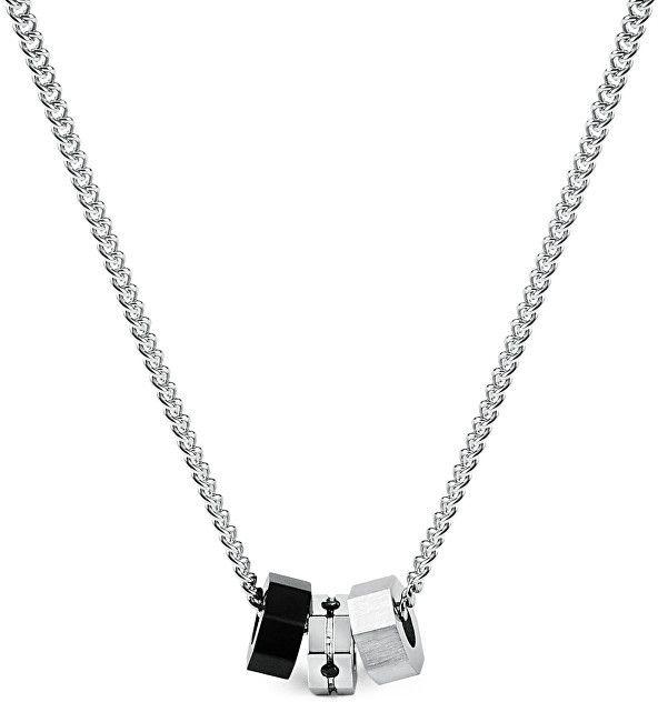 9e401b65a Brosway Pánsky oceľový náhrdelník Octagons BOC05 značky Brosway - Lovely.sk