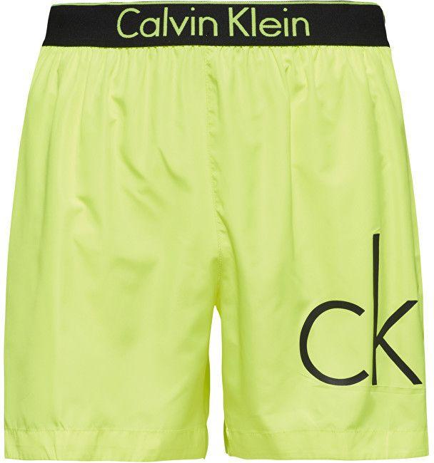 d6e579735 Calvin Klein Pánske kúpacie šortky Medium Waistband KM0KM00069-005 Safety  Yellow XL značky Calvin Klein - Lovely.sk