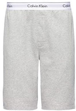 Calvin Klein Pánske kraťasy Short NM1358E-080 Grey Heather M