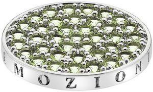 Hot Diamonds Prívesok Emozioni scintilla Peridot Nature EC348_EC349 25 mm