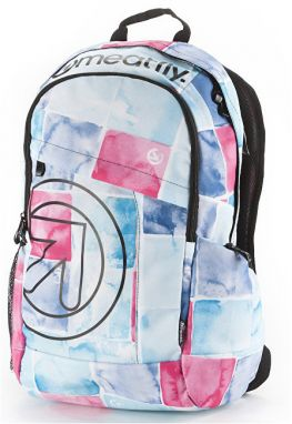 Meatfly Batoh Basejumper 2016 Backpack K Watercolor Mint