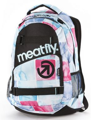 Meatfly Batoh Exile Backpack D Watercolor Mint