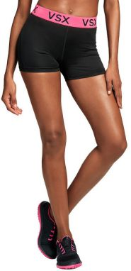 Victoria´s Secret Dámske šortky The Player by Victoria`S Secret Hot Short čierna multi L