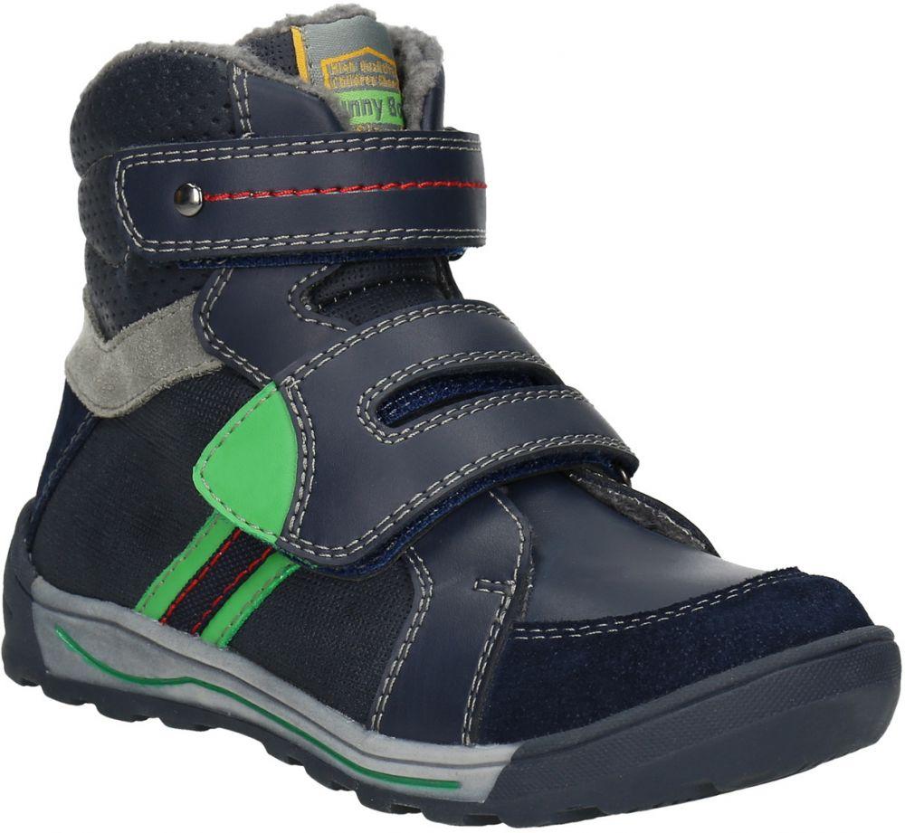 Členková detská zimná obuv značky MINI B - Lovely.sk 87329d4b4ee