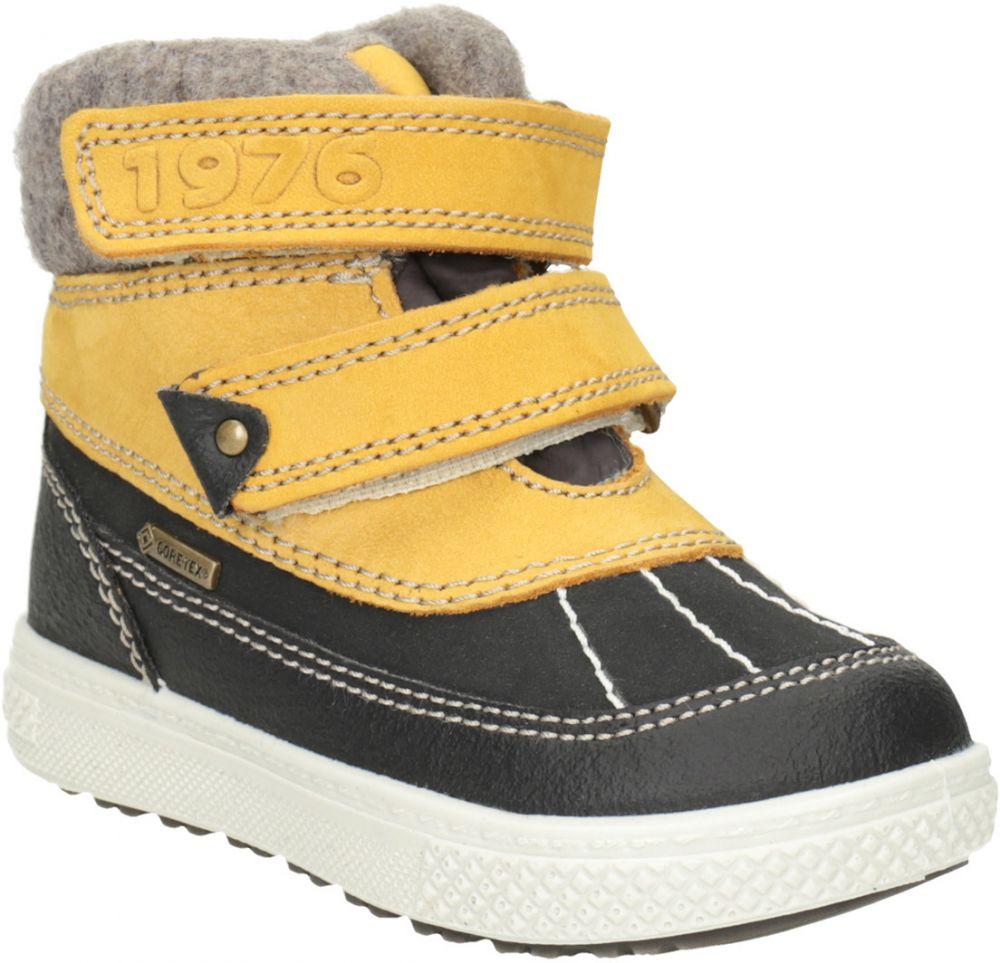 Detská zimná obuv kožená značky Primigi - Lovely.sk 259076211fa