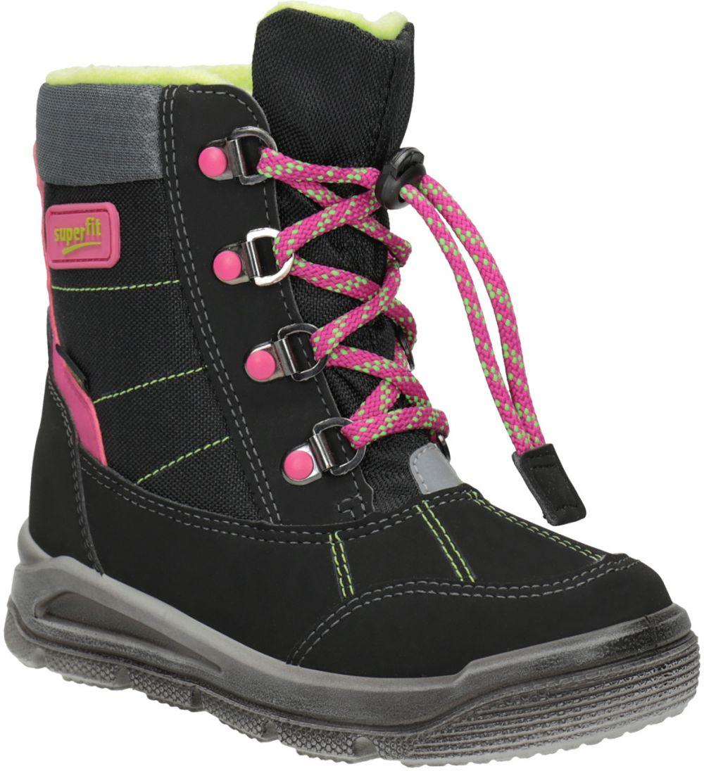 Detská zimná obuv značky Superfit - Lovely.sk 33db279db7c
