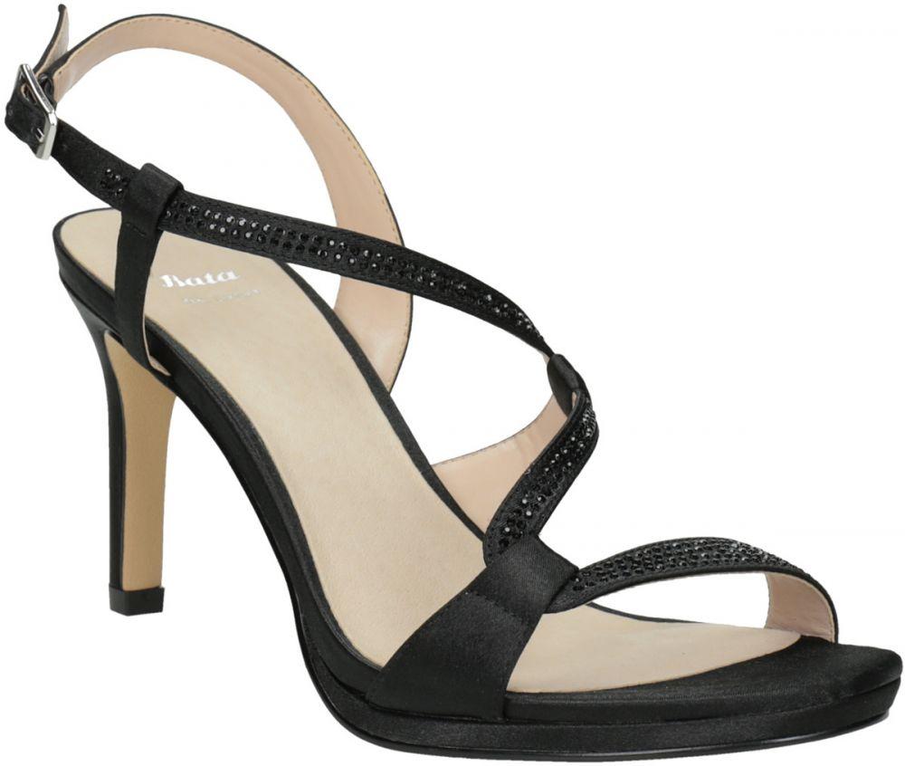1ae9a8cf9a67 Dámske sandále na podpätku značky Baťa - Lovely.sk