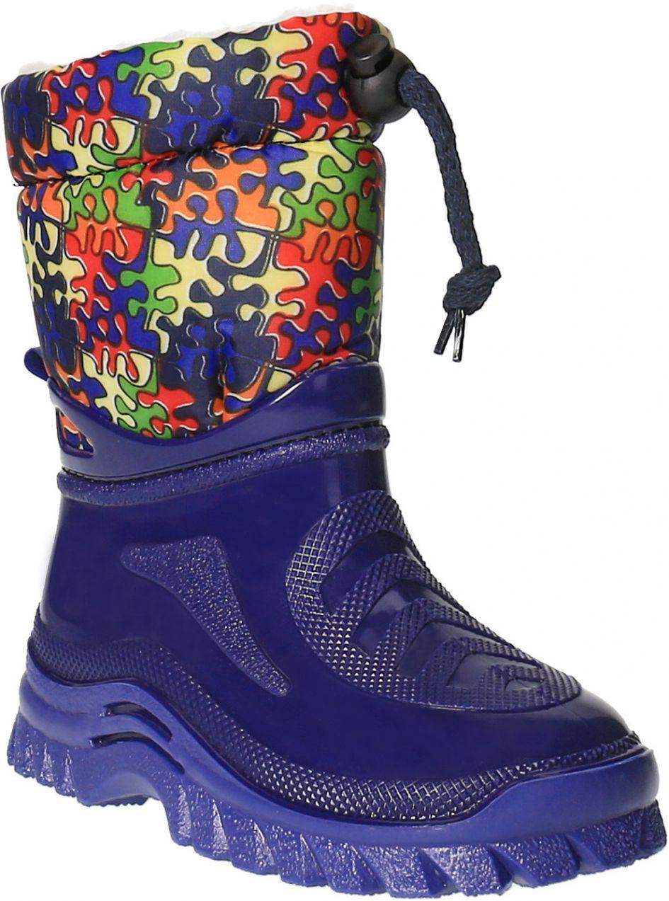 bdb53fdc14b7d Detská zimná obuv so zateplením značky MINI B - Lovely.sk
