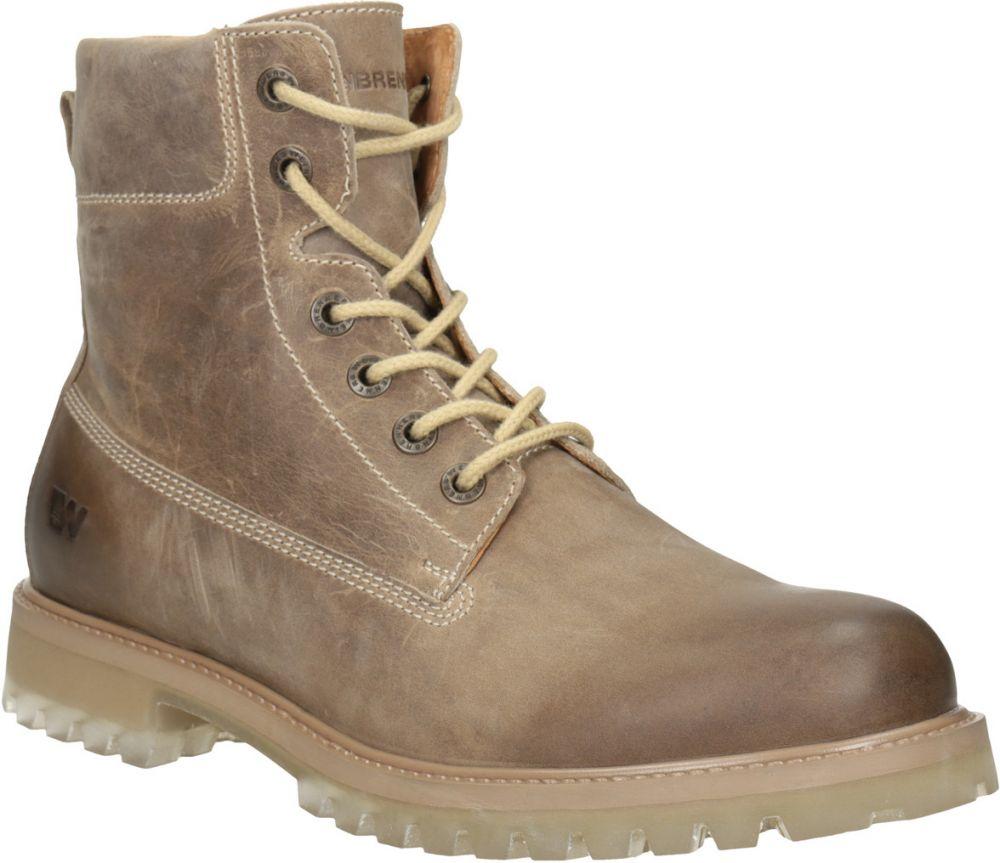 Hnedá kožená členková obuv značky Weinbrenner - Lovely.sk 0f139455a6f