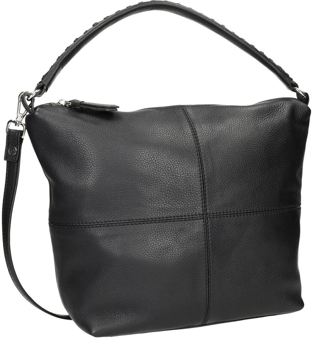 Kožená Hobo kabelka s prešitím značky Baťa - Lovely.sk 6846852fde4