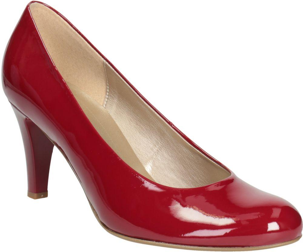 50935d3dc4 Červené dámske lodičky značky Gabor - Lovely.sk