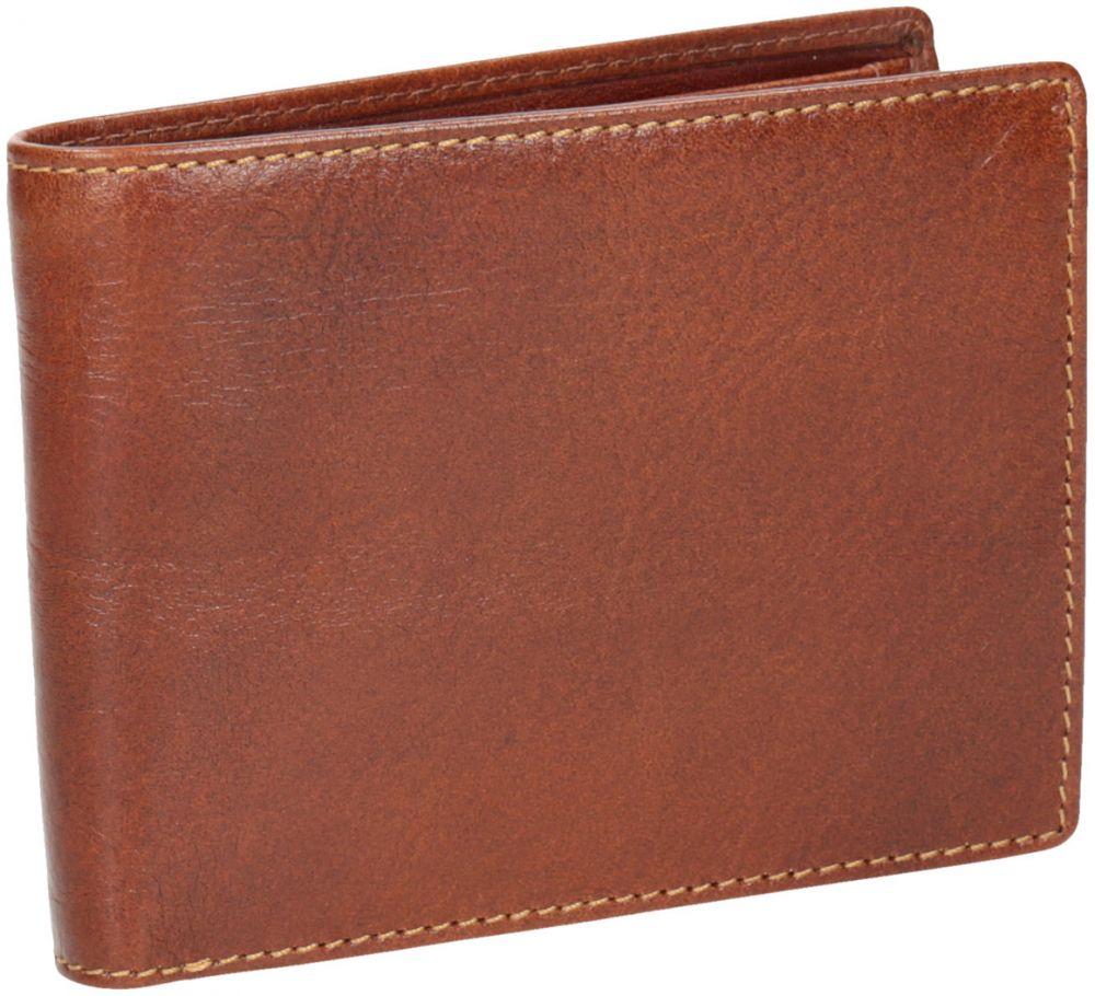 59b923997 Hnedá kožená pánska peňaženka značky Baťa - Lovely.sk