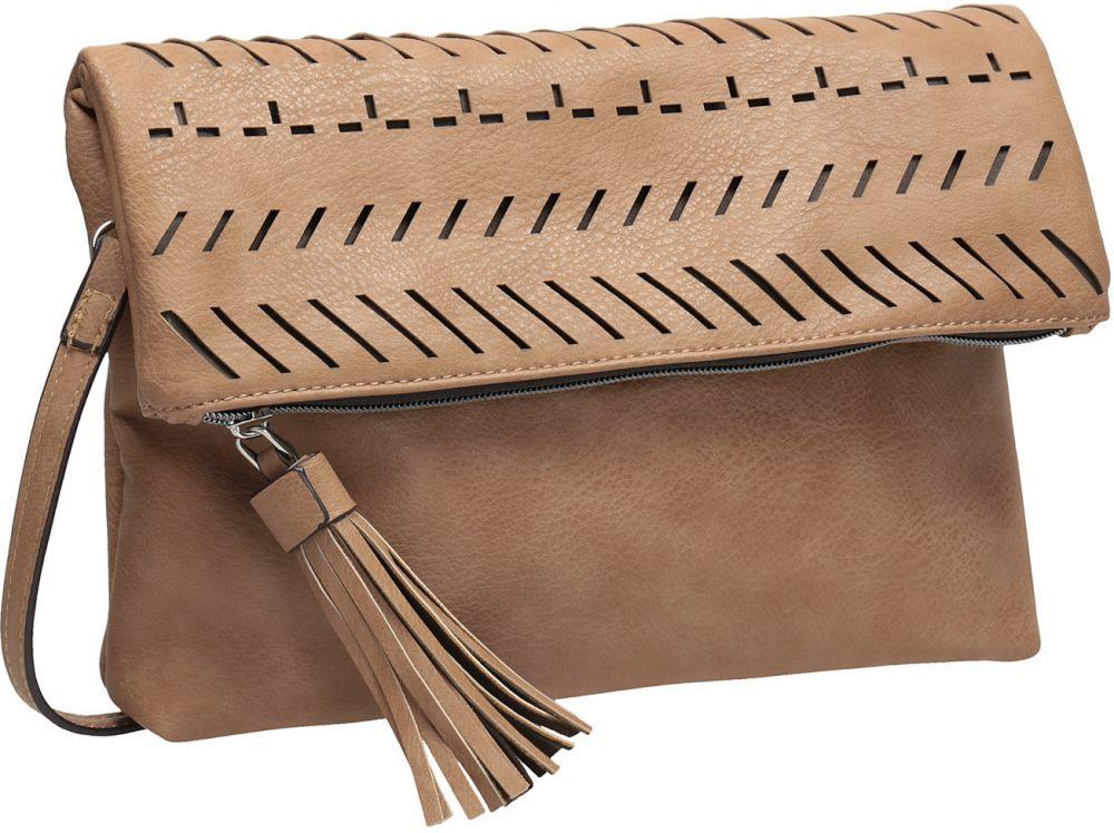 f9898dde0eaa Hnedá Crossbody kabelka so strapcom značky Baťa - Lovely.sk