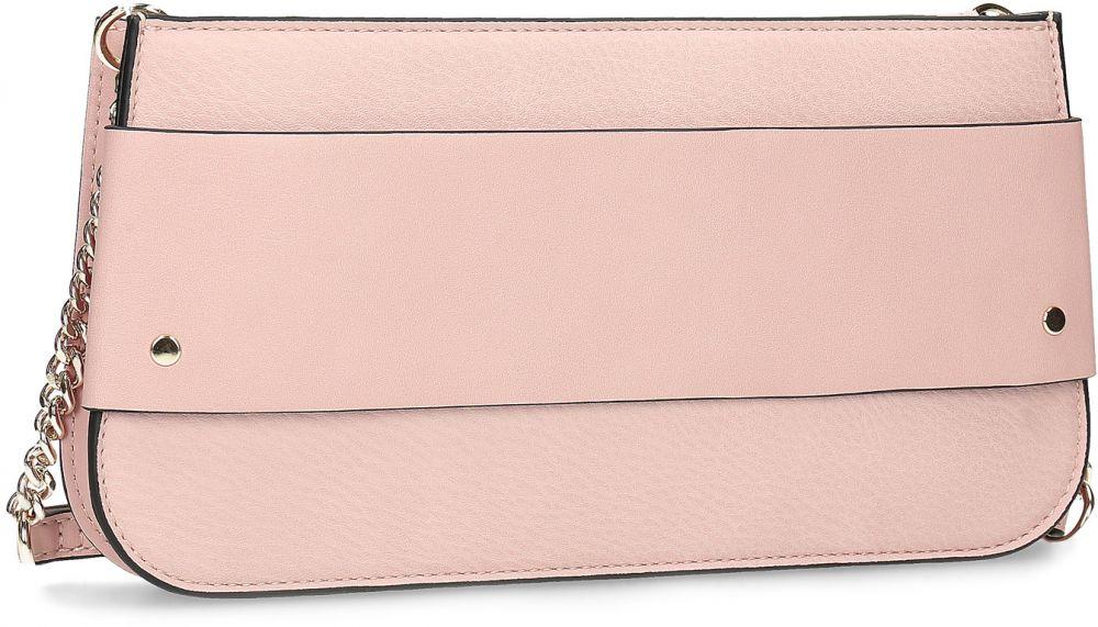 45bd86d92f Ružová listová kabelka s retiazkou značky Bata Red Label - Lovely.sk