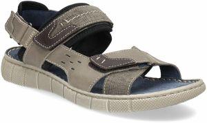 b5447bfe6465 Pánske hnedé kožené sandále značky Baťa - Lovely.sk