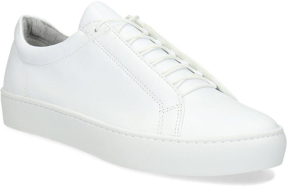 Biele kožené tenisky dámske značky Vagabond - Lovely.sk 411ed7e7531