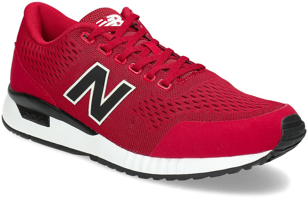 db021ab0bc547 Pánske červené tenisky New Balance značky New Balance - Lovely.sk